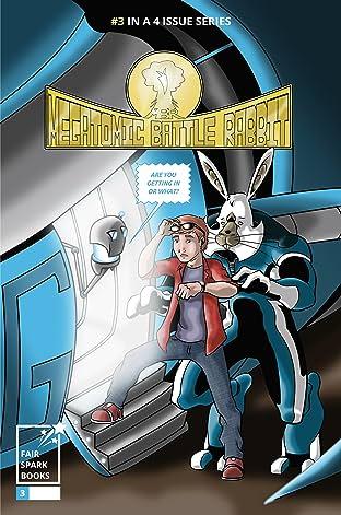Megatomic Battle Rabbit #3