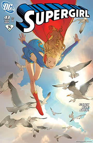 Supergirl (2005-2011) #43