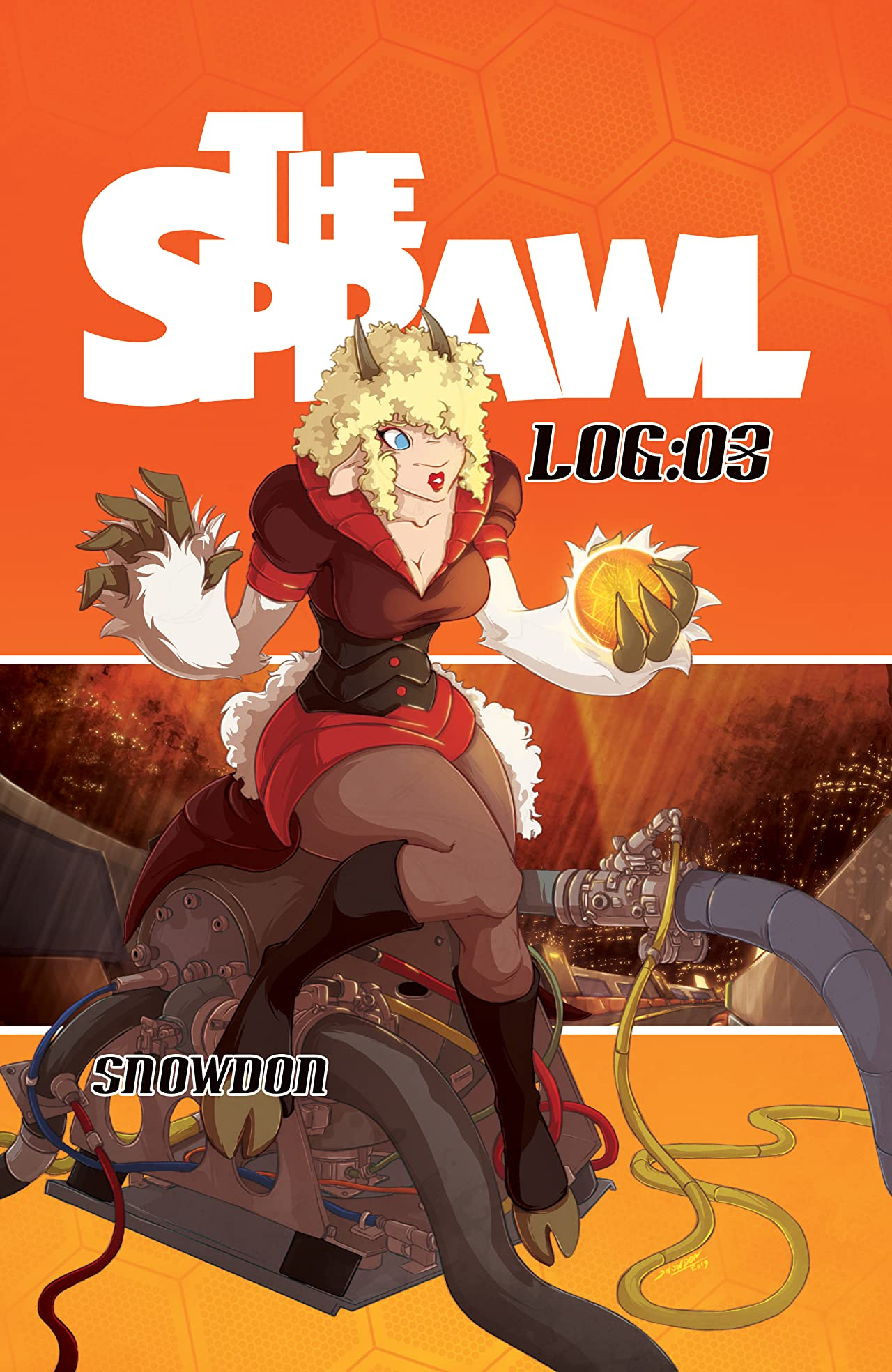 The Sprawl Vol. 3: LOG:03