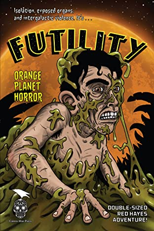 Futility: Orange Planet Horror