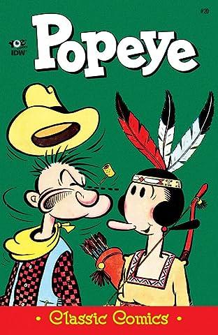 Popeye Classics No.20