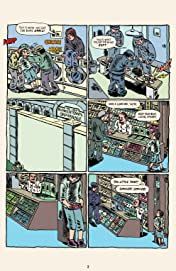 All Time Comics Zerosis Deathscape #1