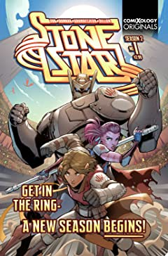 Stone Star Season Two (comiXology Originals) #1 (of 5)