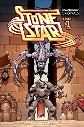 Stone Star Season Two (comiXology Originals) No.2 (sur 5)