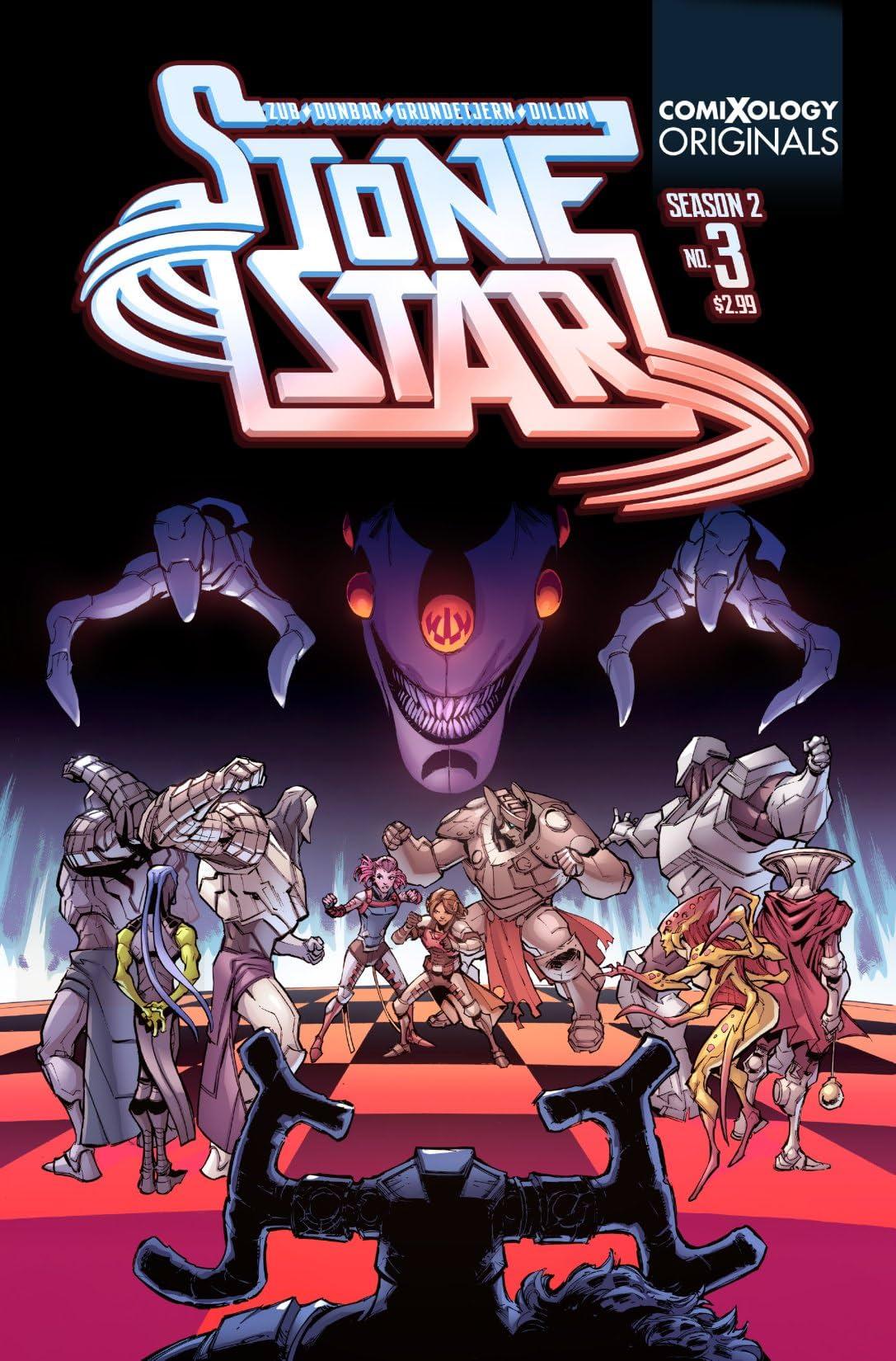 Stone Star Season Two (comiXology Originals) #3 (of 5)
