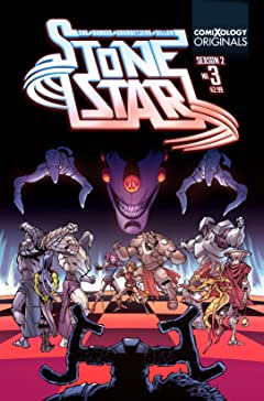 Stone Star Season Two (comiXology Originals) #3 (of 5)