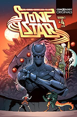 Stone Star Season Two (comiXology Originals) No.4 (sur 5)