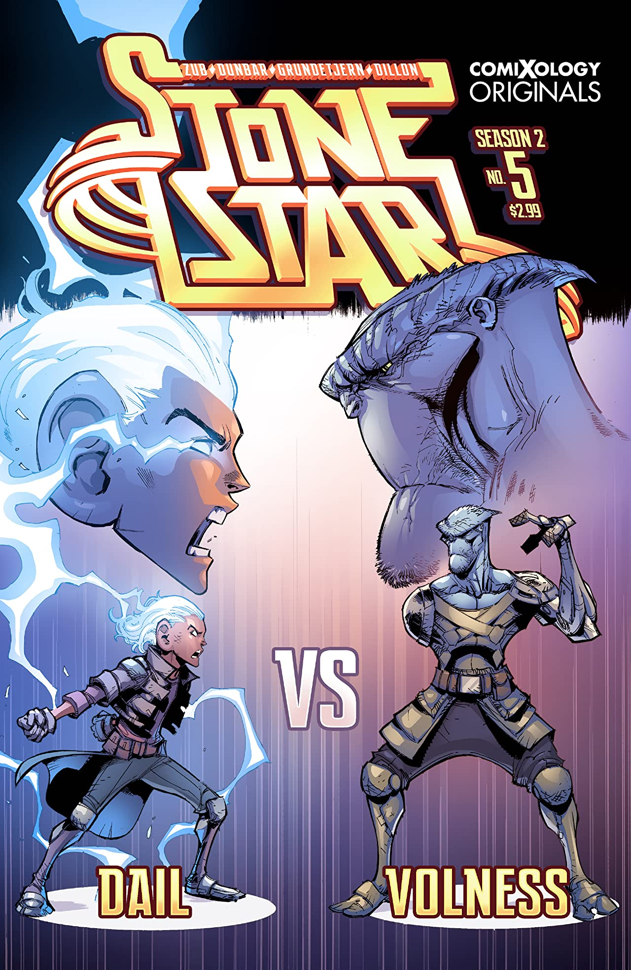 Stone Star Season Two (comiXology Originals) #5 (of 5)