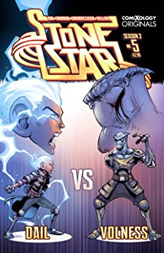 Stone Star Season Two (comiXology Originals) No.5 (sur 5)