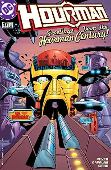 Hourman (1999-2001) No.17