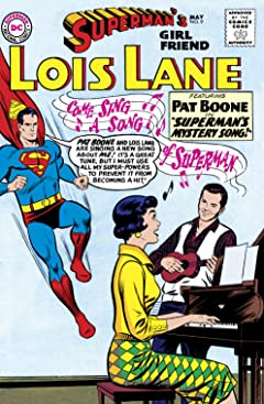 Superman's Girl Friend Lois Lane (1958-1974) #9