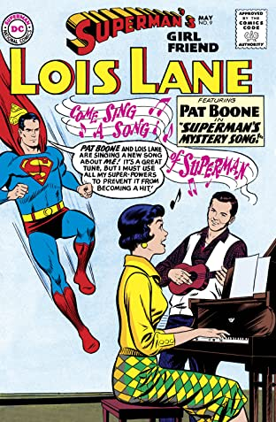 Superman's Girl Friend Lois Lane (1958-1974) #9
