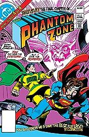 Superman Presents The Phantom Zone (1982) #4
