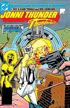 Jonni Thunder (1985) #4