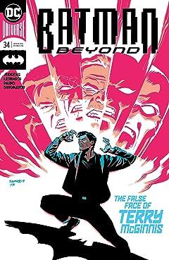 Batman Beyond (2016-) #34