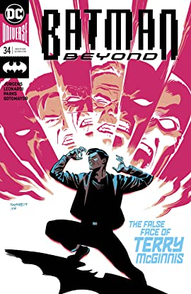 Batman Beyond (2016-) #34