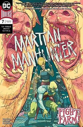 Martian Manhunter (2018-) #7