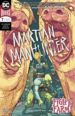 Martian Manhunter (2018-) #7