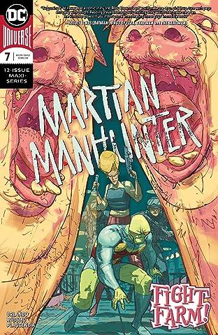 Martian Manhunter (2018-) No.7
