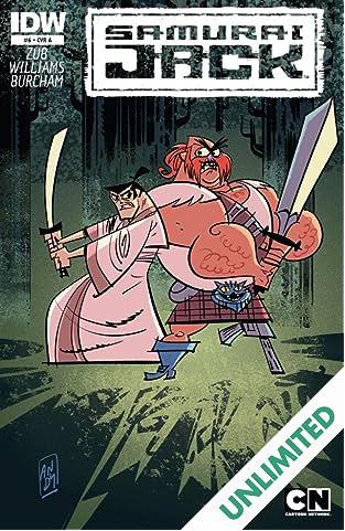 Samurai Jack #6