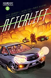 AFTERLIFT (comiXology Originals) No.1 (sur 5)
