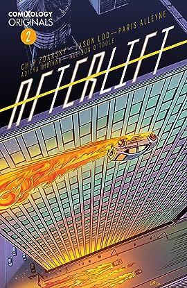AFTERLIFT (comiXology Originals) No.2 (sur 5)
