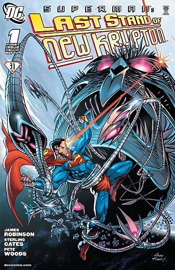 Superman: Last Stand of New Krypton #1 (of 3)
