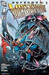 Superman: Last Stand of New Krypton #1