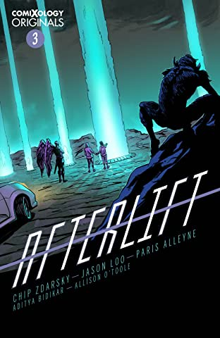 AFTERLIFT (comiXology Originals) #3 (of 5)