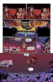 AFTERLIFT (comiXology Originals) #4 (of 5)