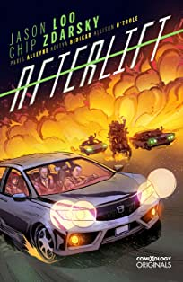 AFTERLIFT (comiXology Originals) Vol. 1