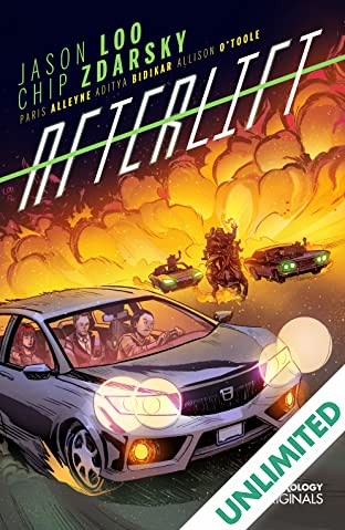 AFTERLIFT (comiXology Originals)