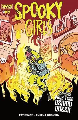 Spooky Girls: Punk Teen Demon Queen #1