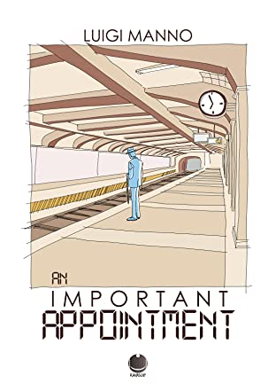 An important appointment (comic) (SD version) (Comics oneshot by Luigi Manno) No.1