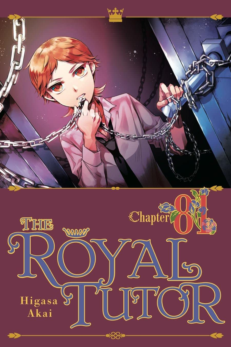The Royal Tutor #81