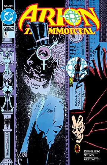 Arion the Immortal (1992) #5