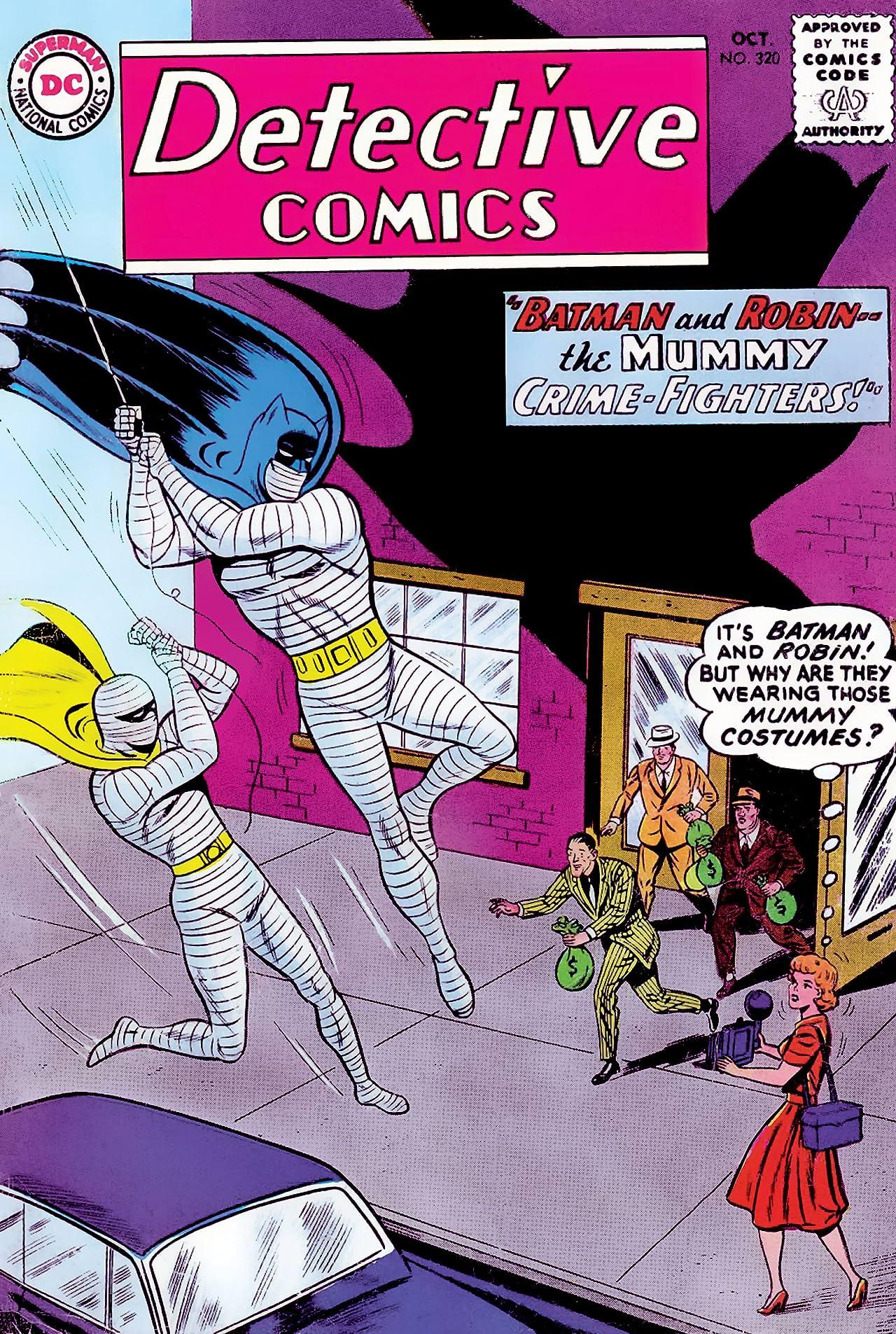 Detective Comics (1937-2011) #320
