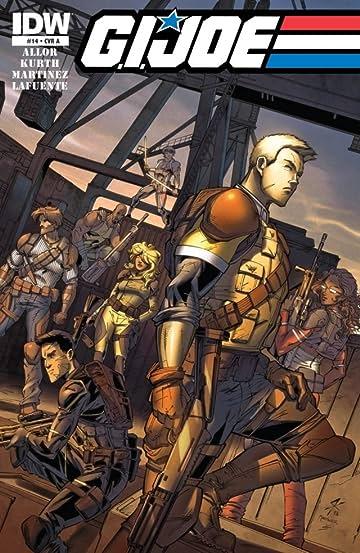G.I. Joe (2013-2014) #14