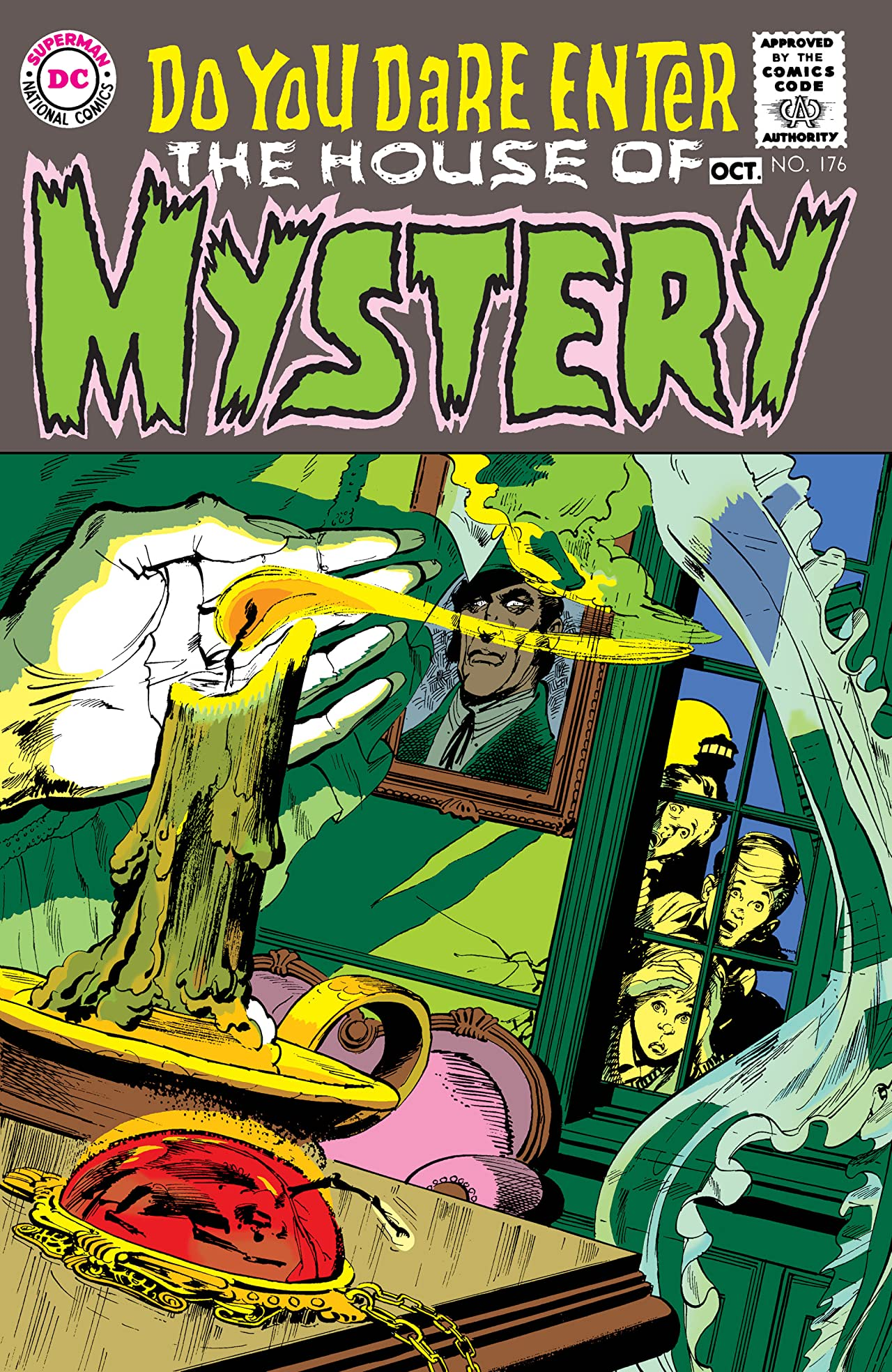 House of Mystery (1951-1983) #176