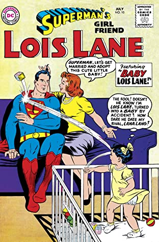 Superman's Girl Friend Lois Lane (1958-1974) #10