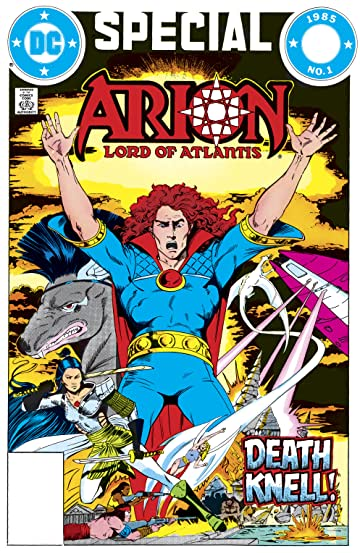 Arion, Lord of Atlantis Special (1984) #1