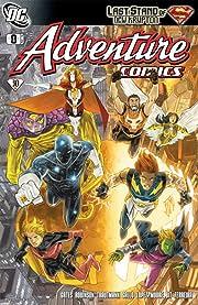 Adventure Comics (2009-2011) No.8