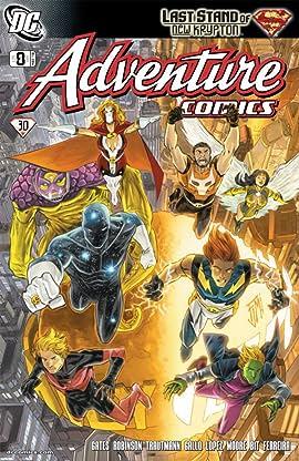 Adventure Comics (2009-2011) #8