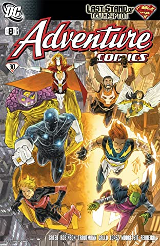 Adventure Comics (2009-2011) No.8