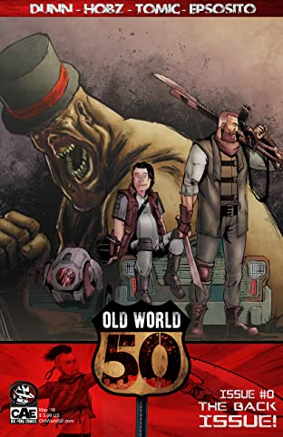 Old World 50 No.0