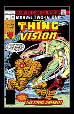 Marvel Two-In-One (1974-1983) #39