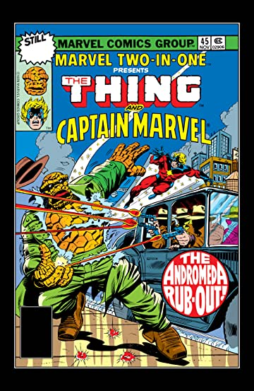 Marvel Two-In-One (1974-1983) #45