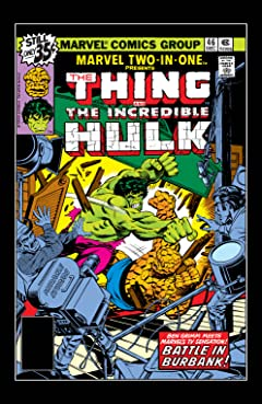 Marvel Two-In-One (1974-1983) #46