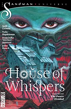 The House of Whispers (2018-) Tome 1: Power Divided