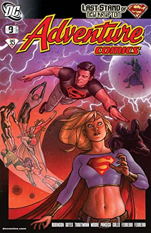 Adventure Comics (2009-2011) No.9